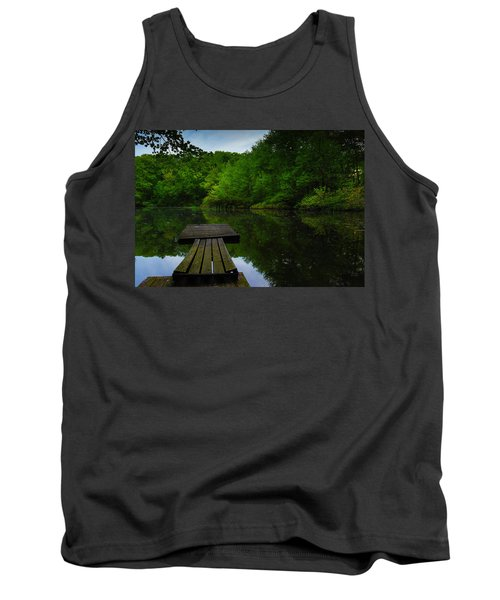 Solitudes  Tank Top