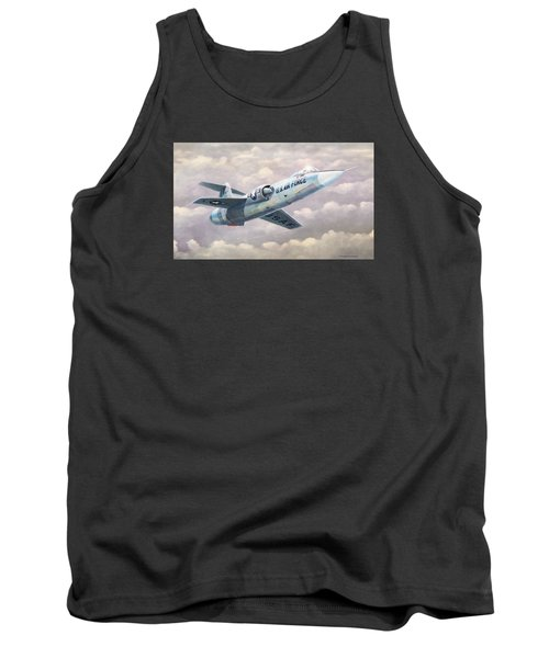 Solo Starfighter Tank Top