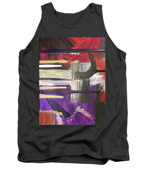 Solvent Cosmo Tank Top