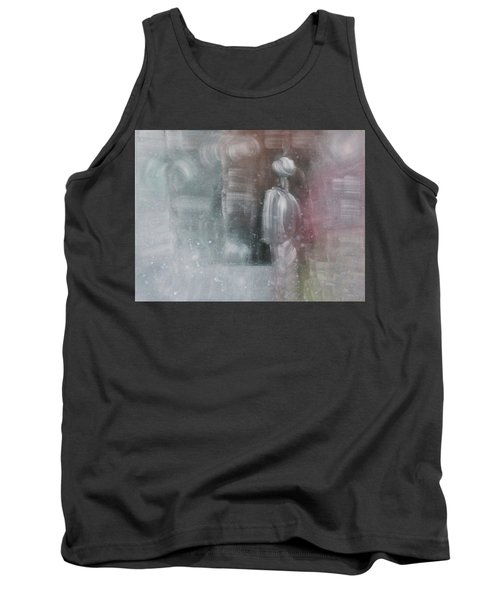 Some People Live Very Tired Tank Top