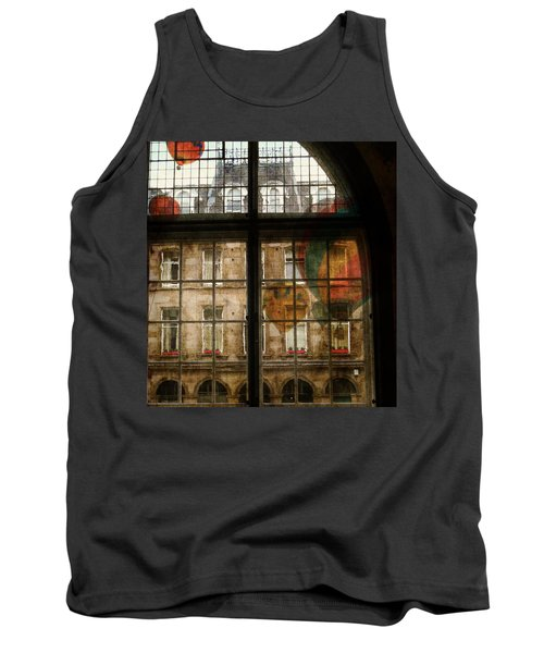 Tank Top featuring the photograph Something In The Air by Paul Lovering