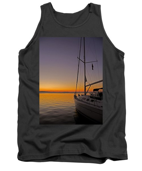 Somewhere Beyond The Sea ... Tank Top