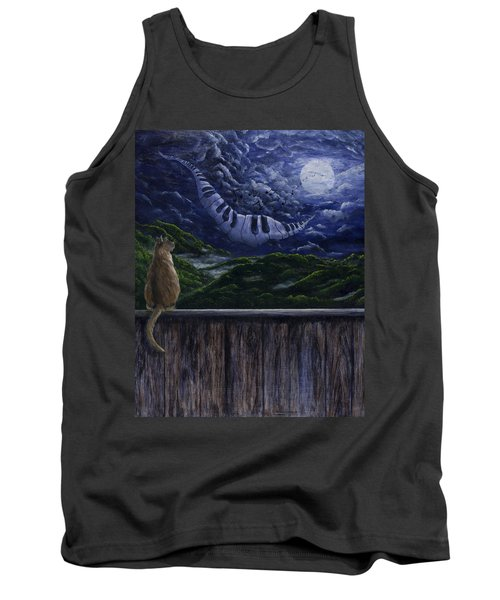 Song In The Night Tank Top