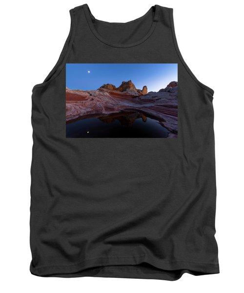 Song Of The Desert Tank Top by Dustin LeFevre