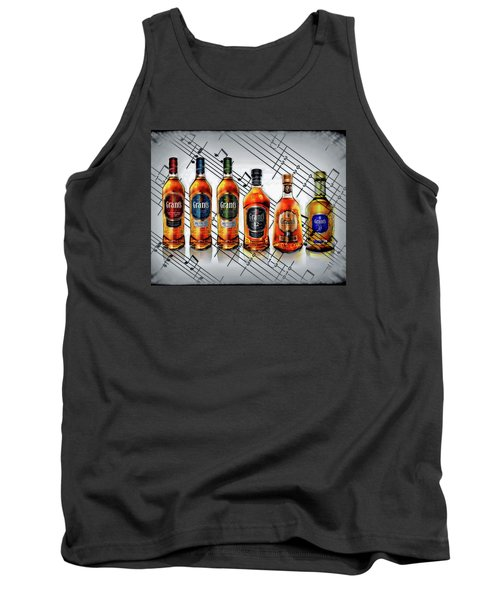 Song Of The Spirits Tank Top