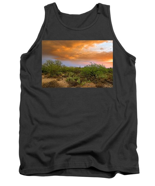Tank Top featuring the photograph Sonoran Desert H11 by Mark Myhaver