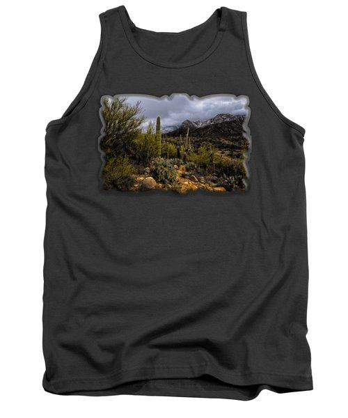 Sonoran Winter No.1 Tank Top