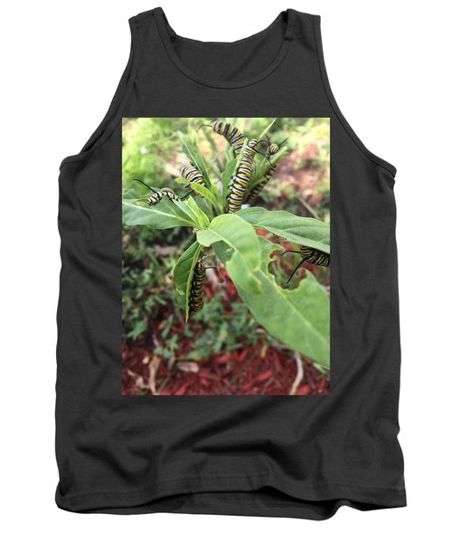 Soon To Change Tank Top by Audrey Robillard
