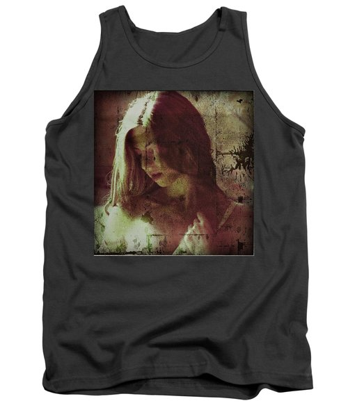 Sorrow Tank Top by Allen Beilschmidt