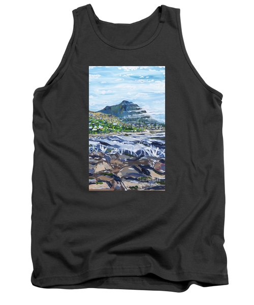 South African Coastline Part Three Tank Top
