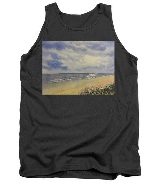 South Beach From The Dunes Tank Top
