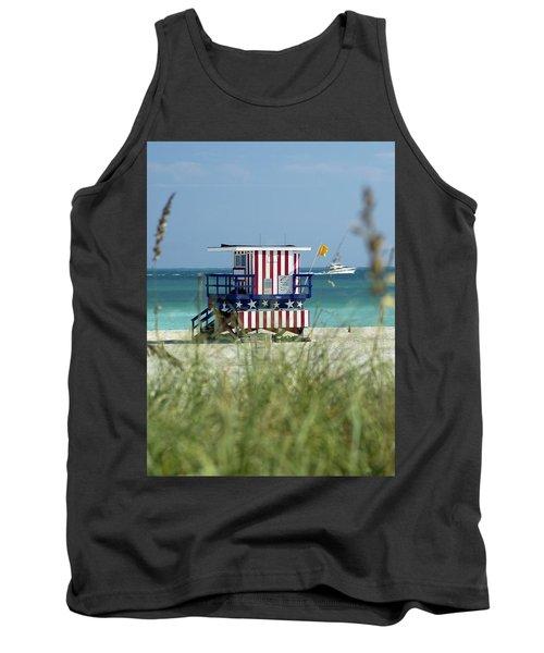 South Beach Tank Top