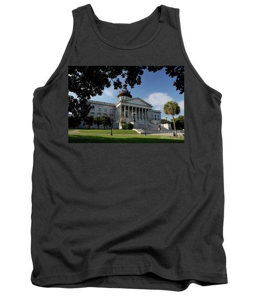 South Carolina State House 2 Tank Top
