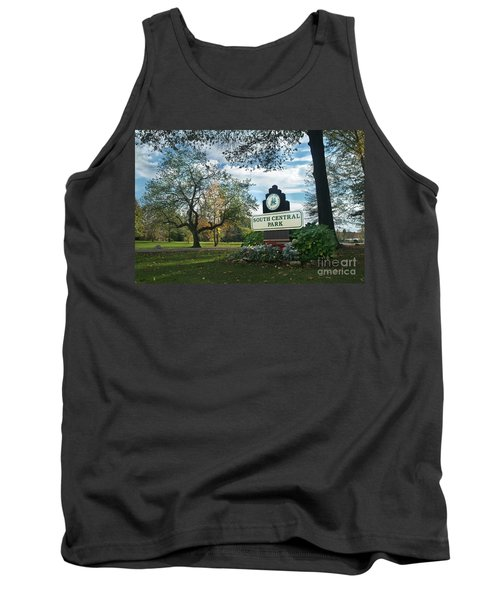 South Central Park - Autumn Tank Top