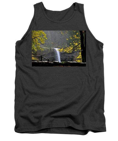South Falls Of Silver Creek Tank Top