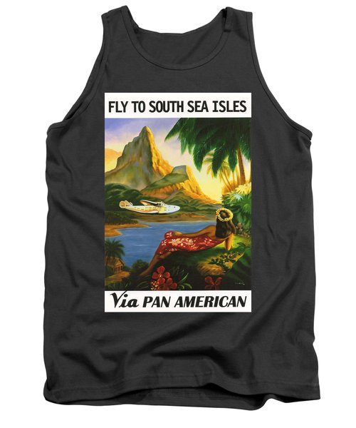 South Sea Isles Tank Top