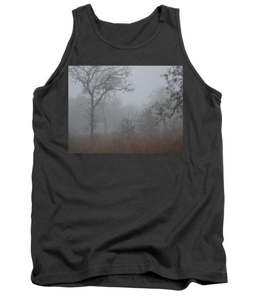 South Texas Fog I Tank Top by Carolina Liechtenstein