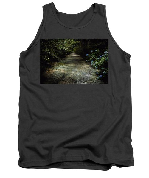 Tank Top featuring the photograph Southern Blue by Jessica Brawley