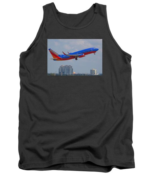 Southwest Airlines Tank Top