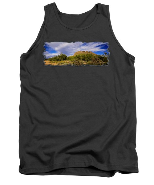 Southwest Summer P12 Tank Top by Mark Myhaver