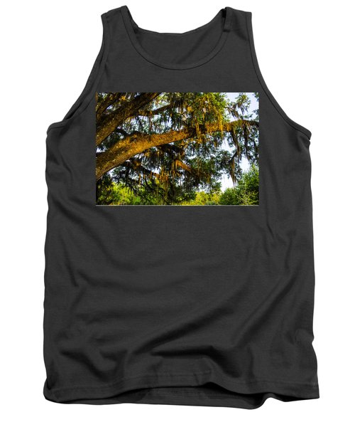 Spanish Moss In The Gloaming Tank Top