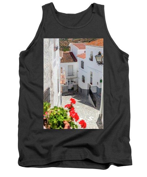 Spanish Street 3 Tank Top