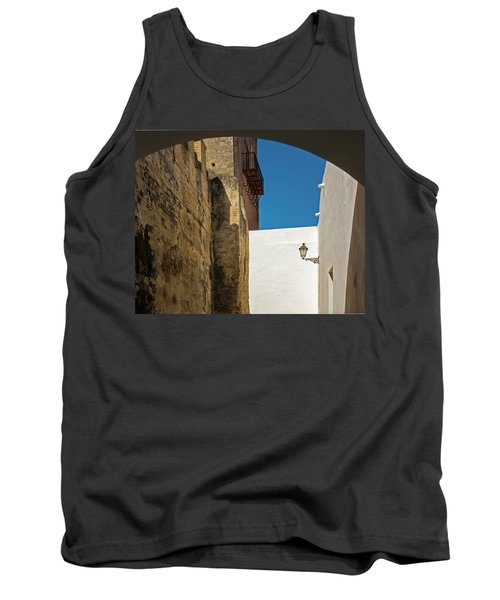 Spanish Street Tank Top