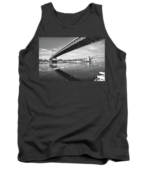 Spanning Bridges Tank Top
