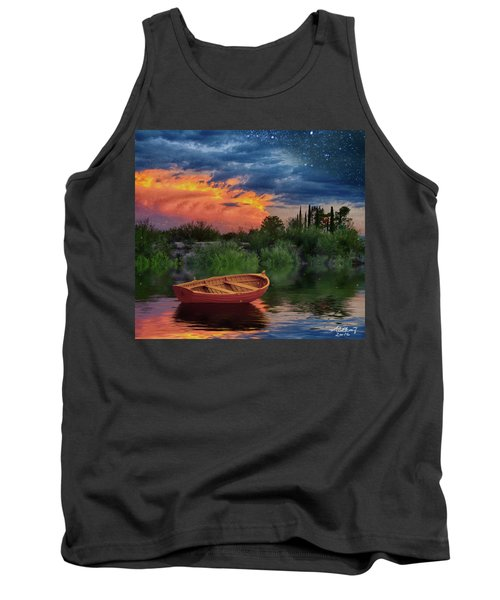 Sparkle Pond Tank Top