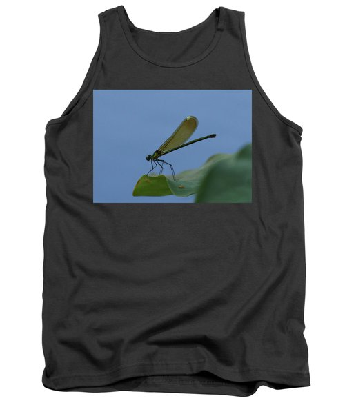 Sparkling Jewelwing #2 Tank Top