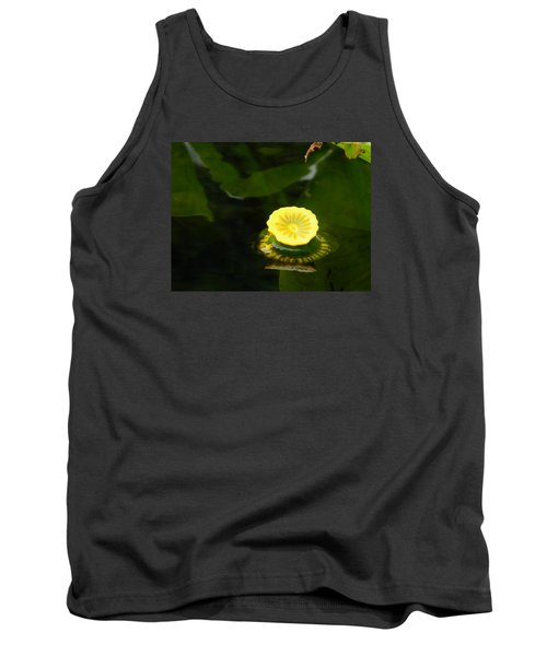 Spatterdock Reflections Tank Top