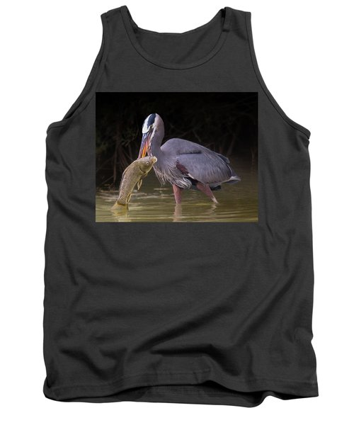 Spear Fisher Tank Top