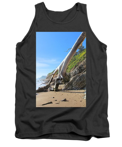 Spears On The Coast Tank Top