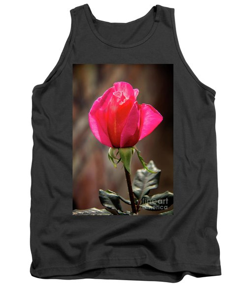 Special Rose Bud Tank Top
