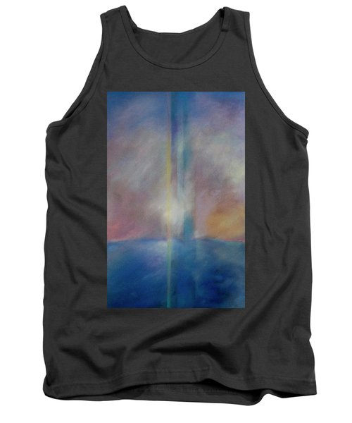 Spectral Sunrise Tank Top
