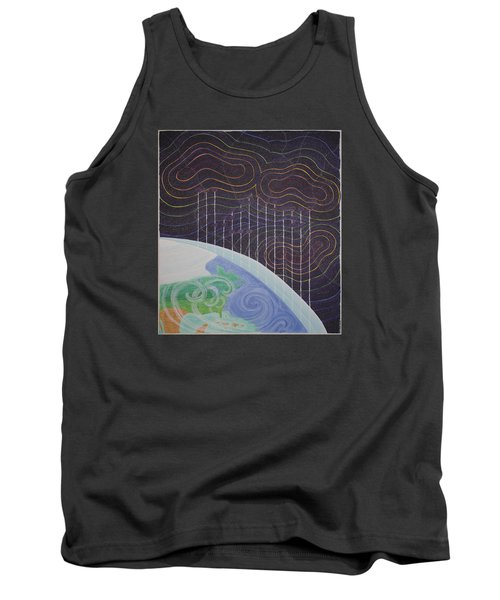 Spectrum Earth Spacescape Tank Top