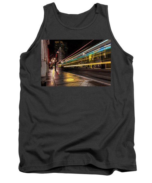 Speed Of Light Tank Top