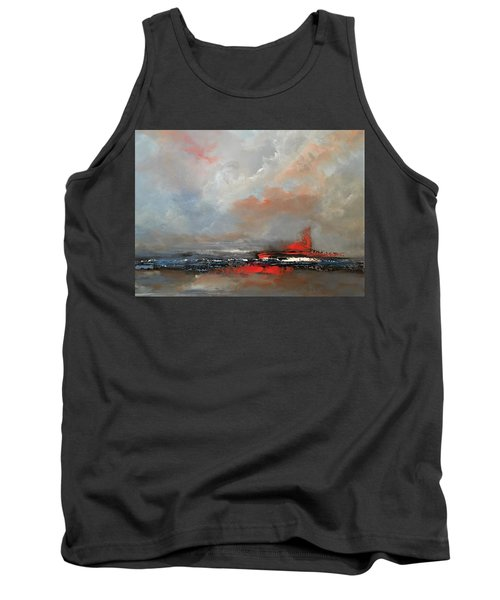 Speeding Tank Top