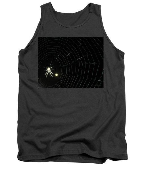 Spider Moon Tank Top
