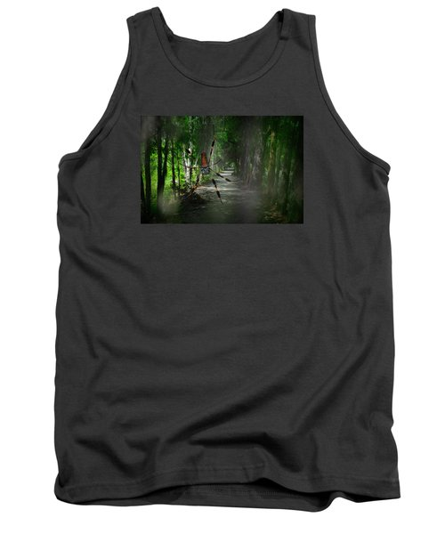 Spider Road Tank Top