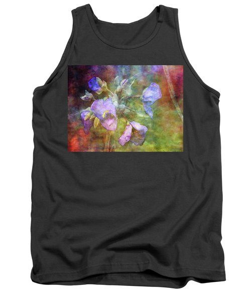 Spiderwort 1398 Idp_2 Tank Top