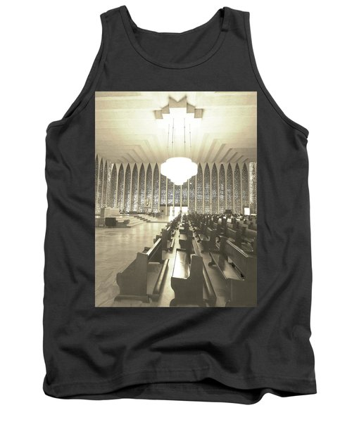 Tank Top featuring the photograph Spritual Connection by Beto Machado