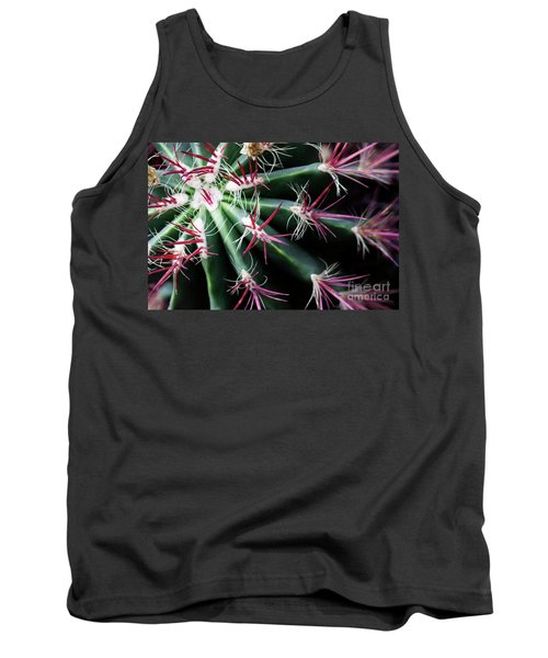 Spikes Tank Top by Ana Mireles