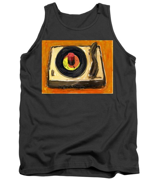 Spin It Tank Top