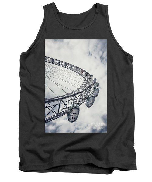 Spin Me Around Tank Top