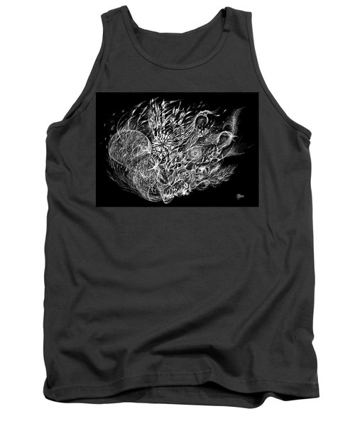Spindrift Tank Top by Charles Cater