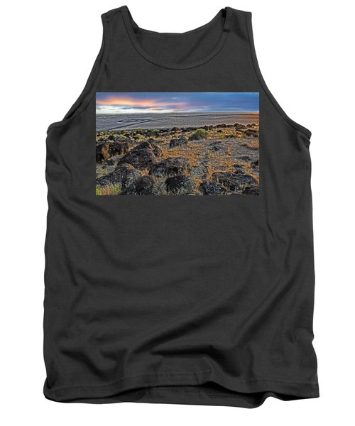 Spiral Jetty Tank Top
