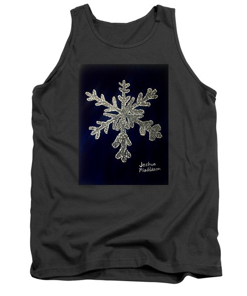 Snow Day Tank Top by Joshua Maddison