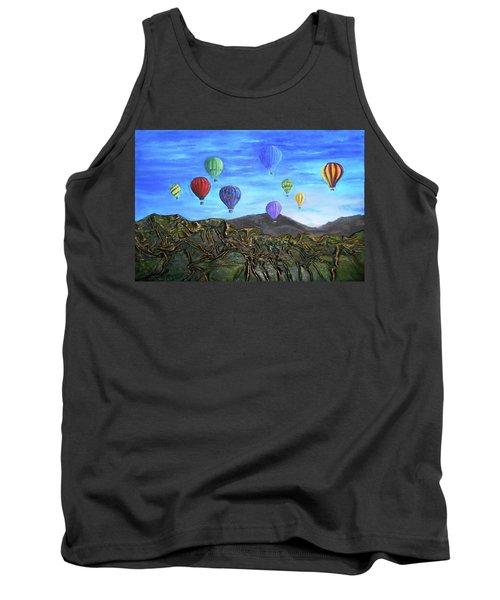 Spirit Of Boise Tank Top by Angela Stout
