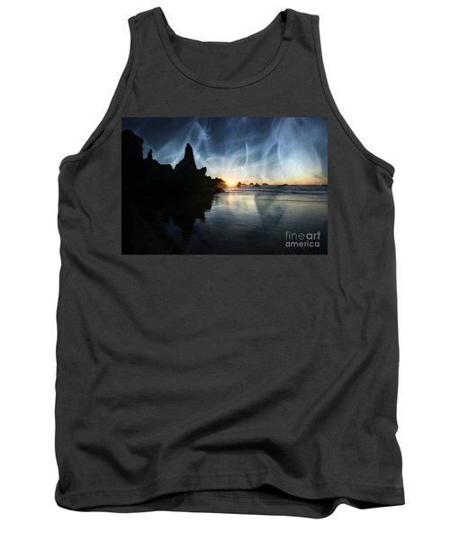 Spirits At Sunset Tank Top